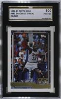 Shaquille O'Neal [SGC 100 PRISTINE]