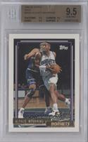 Alonzo Mourning [BGS 9.5 GEM MINT]