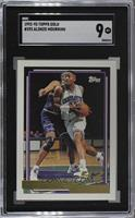 Alonzo Mourning [SGC 9 MINT]