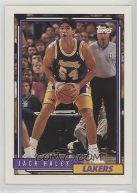 1992-93 Topps - [Base] #155 - Jack Haley