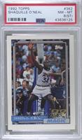 Shaquille O'Neal [PSA8NM‑MT(ST)]