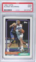 Alonzo Mourning [PSA 9 MINT]