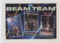 Jeff Malone, David Robinson, Scottie Pippen