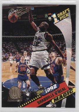 1992-93 Topps Archives - [Base] - Gold Stamp #150 - Shaquille O'Neal