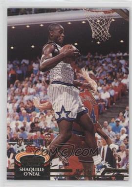 1992-93 Topps Stadium Club - [Base] #247 - Shaquille O'Neal