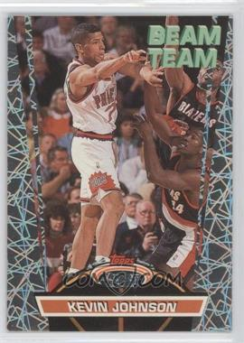 1992-93 Topps Stadium Club - Beam Team #12 - Kevin Johnson