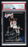 Shaquille O'Neal [PSA Authentic PSA/DNA Cert]
