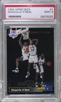 Shaquille O'Neal [PSA9]