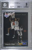 Shaquille O'Neal [BGS9MINT]