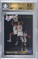 Shaquille O'Neal Trade Card [BGS 9.5 GEM MINT]