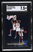 Shaquille O'Neal Trade Card [SGC86NM+7.5]