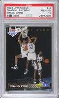 Shaquille O'Neal Trade Card [PSA 10]