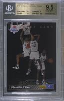 Shaquille O'Neal Trade Card [BGS9.5GEMMINT]