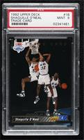 Shaquille O'Neal Trade Card [PSA9MINT]