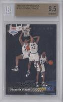 Shaquille O'Neal Trade Card [BGS 9.5]