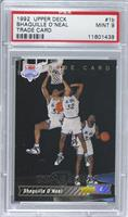 Shaquille O'Neal Trade Card [PSA 9]
