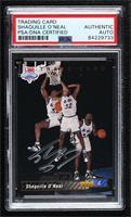 Shaquille O'Neal Trade Card [PSA Authentic PSA/DNA Cert]
