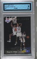 Shaquille O'Neal Trade Card [ENCASED]