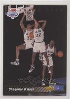 Shaquille O'Neal Trade Card [Noted]