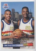 NBA Draft Checklist (Bryant Stith, LaPhonso Ellis)