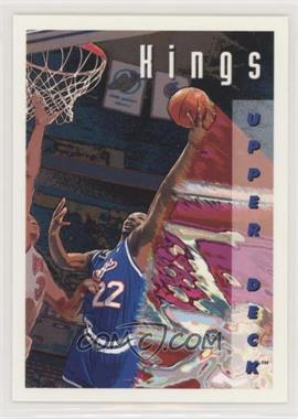 1992-93 Upper Deck - [Base] #372 - Lionel Simmons