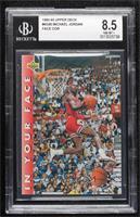 Michael Jordan (1987, 1988 Two-Time Champion) [BGS8.5NM‑MT+]