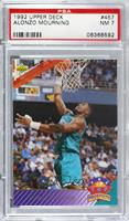 Top Prospects - Alonzo Mourning [PSA7NM]