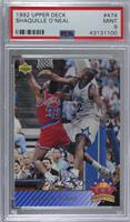 Top Prospects - Shaquille O'Neal [PSA9MINT]