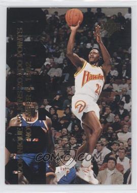 1992-93 Upper Deck - Special #SP2 - Dominique Wilkins, Michael Jordan