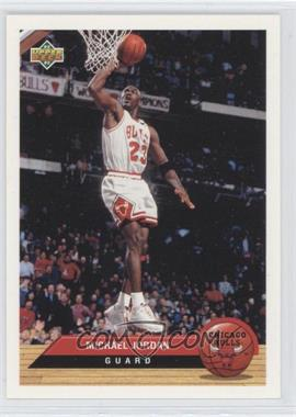 1992-93 Upper Deck McDonald's - Restaurant [Base] #P5 - Michael Jordan