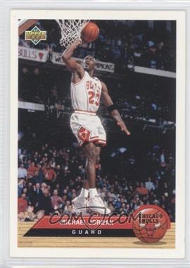 1992-93 Upper Deck McDonald's - Restaurant [Base] #P5 - Michael Jordan