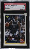 Dennis Scott [SGC Authentic Authentic]