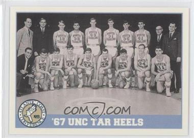 1992 ACC Tournament Champions - [Base] #14 - North Carolina (UNC) Tar Heels Team