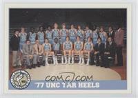 '77 UNC Tar Heels
