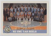 1982 North Carolina (UNC) Tar Heels Team