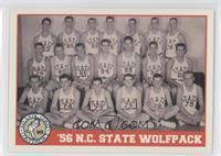 N.C. St. Wolfpack team