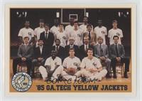 Georgia Tech Yellow Jackets Team