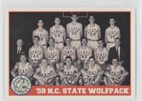 North Carolina State (NC State) Wolfpack Team