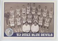 '63 Duke Blue Devils