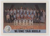 '81 UNC Tar Heels