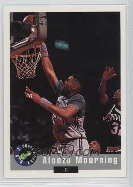 1992 Classic Draft Picks - [Base] #2 - Alonzo Mourning (Promo)