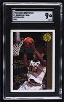 Shaquille O'Neal [SGC9MINT] #/8,500