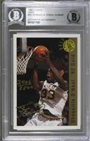 Shaquille O'Neal /8500 [BAS Certified Encased by BGS]