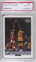 Shaquille O'Neal [PSA8NM‑MT] #/56,000