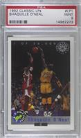 Shaquille O'Neal [PSA 9 MINT] #/56,000