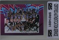 Harlem Globetrotters Team [CASCertifiedSealed]