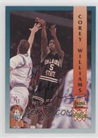 Corey Williams /500