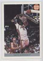Larry Johnson (National Sports Collectors Convention Back)