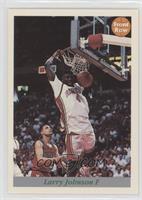 Midwest Regional Sportscard Show - Larry Johnson