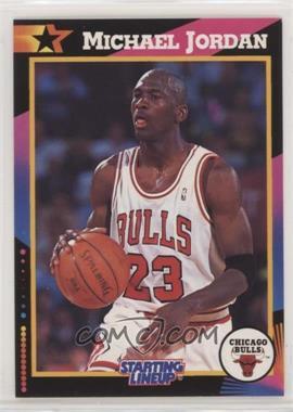 1992 Kenner Starting Lineup - [Base] #MIJO.1 - Michael Jordan (White Jersey)